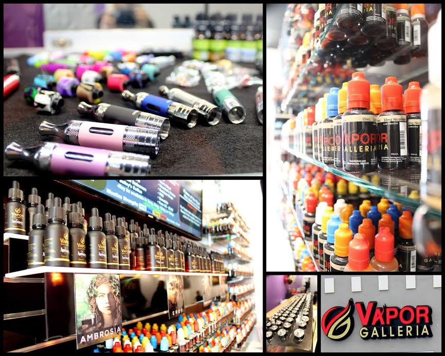 Vapor Supplies